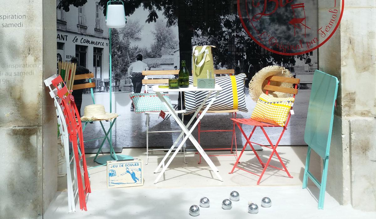Magasin de mobilier de jardin et terrasse Ledru-Rollin | Fermob Paris