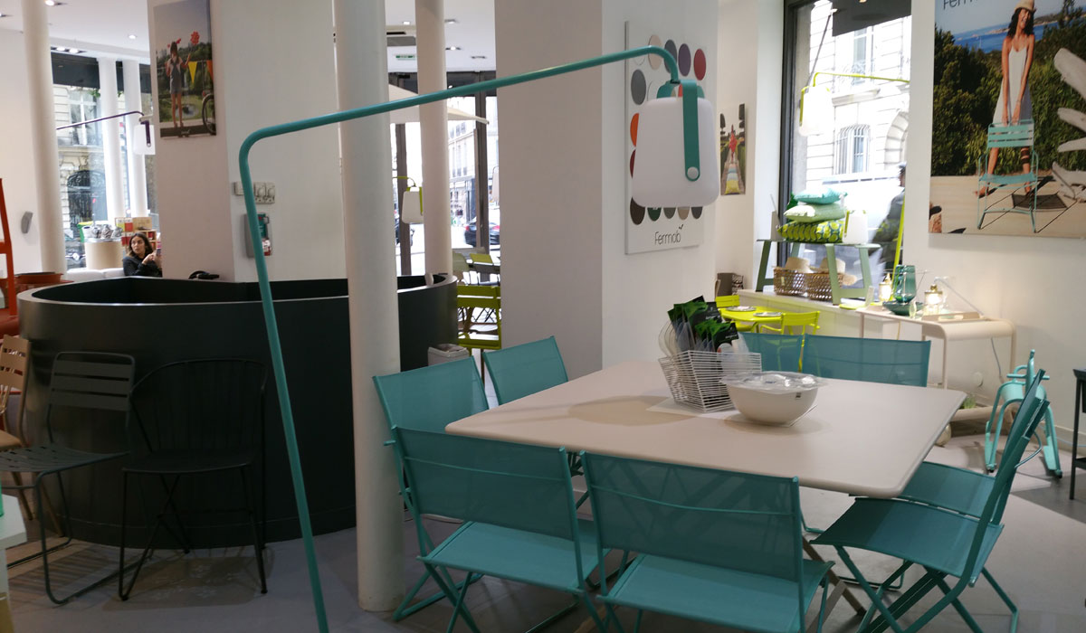 fermob raspail fermob paris. Black Bedroom Furniture Sets. Home Design Ideas