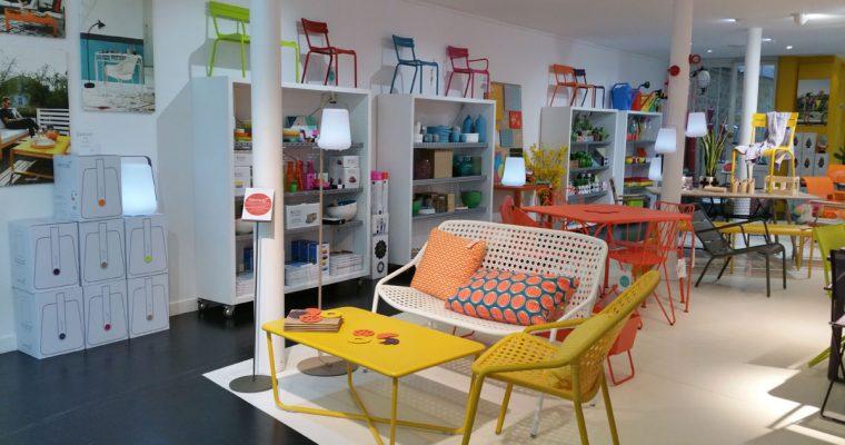 Les boutiques Fermob Paris