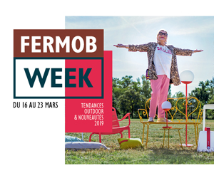 #FERMOBWEEK 1ère édition !